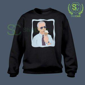 Joe-Biden-Ice-Cream-Black-Sweatshirt