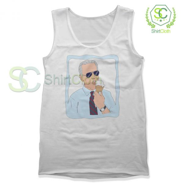 Joe-Biden-Ice-Cream-Tank-Top