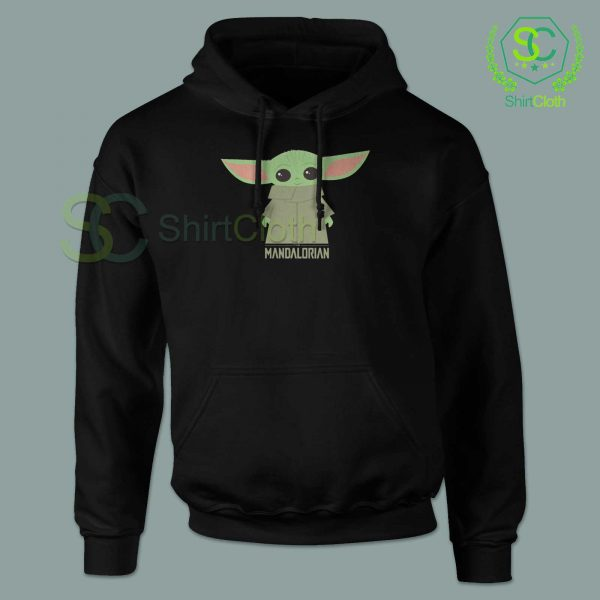 Baby-Yoda-The-Mandalorian-Black-Hoodie