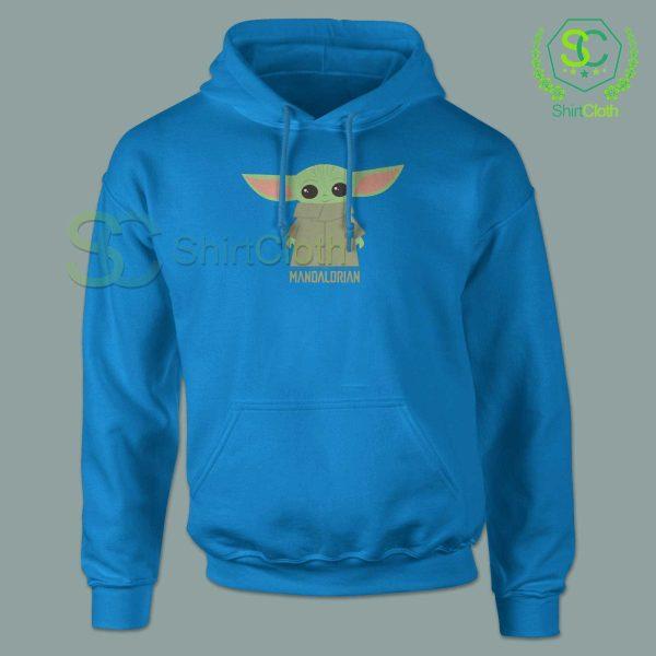 Baby-Yoda-The-Mandalorian-Blue-Hoodie