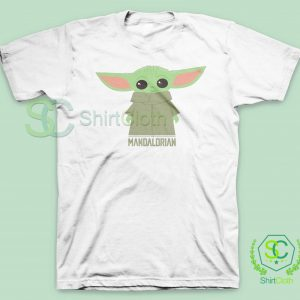 Baby-Yoda-The-Mandalorian-T-Shirt