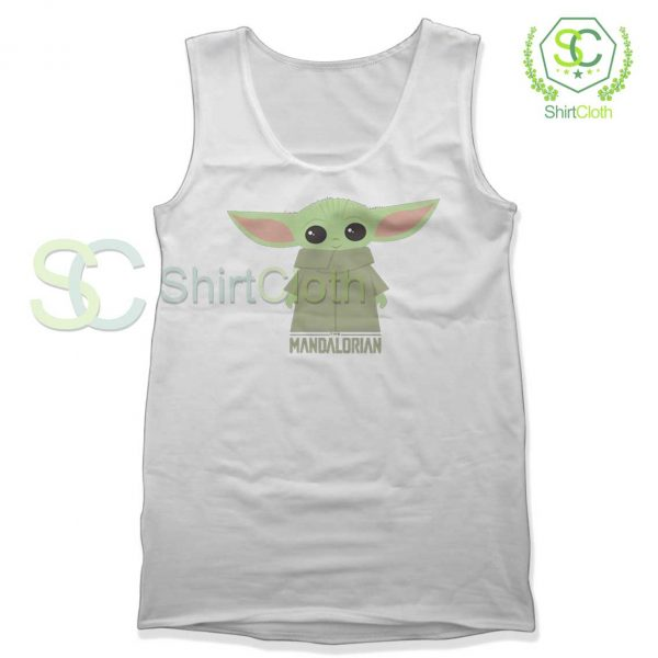 Baby-Yoda-The-Mandalorian-Tank-Top