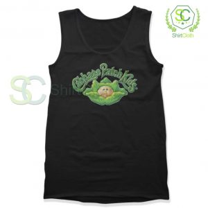 Cabbage-Patch-Kids-Black-Tank-Top