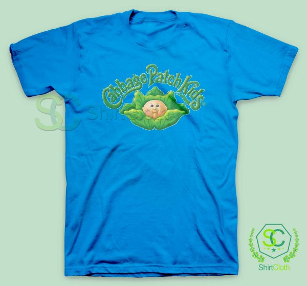 Cabbage-Patch-Kids-Blue-T-Shirt