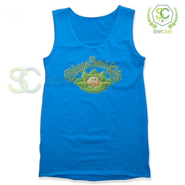 Cabbage-Patch-Kids-Blue-Tank-Top