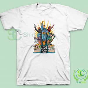 Free-Comic-Book-Day-T-Shirt