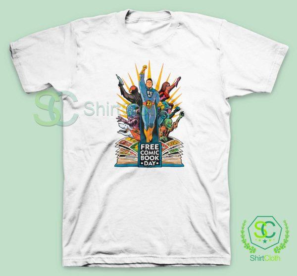 Free-Comic-Book-Day-T-Shirt
