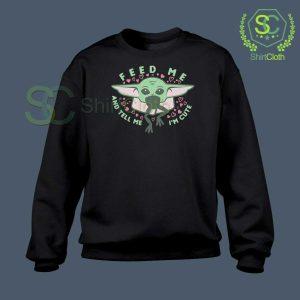 Mandalorian-Valentines-Day-Black-Sweatshirt