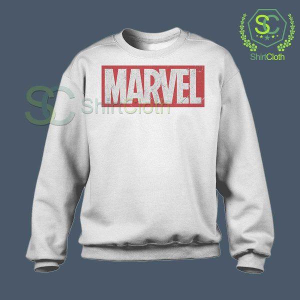Marvel-Logo-Sweatshirt
