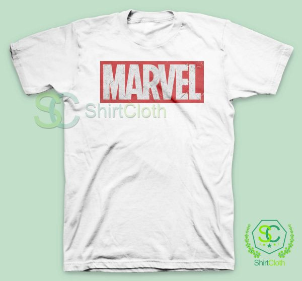 Marvel-Logo-T-Shirt
