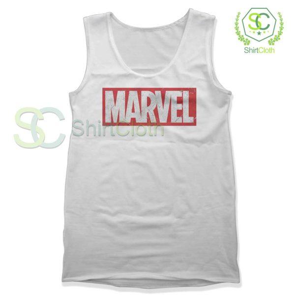 Marvel-Logo-Tank-Top