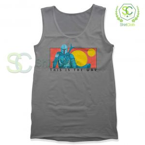 This-Is-The-Way-Gray-Tank-Top
