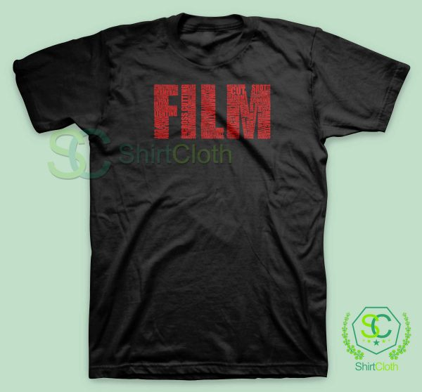 Black-and-White-Movies-Typography-Black-T-Shirt