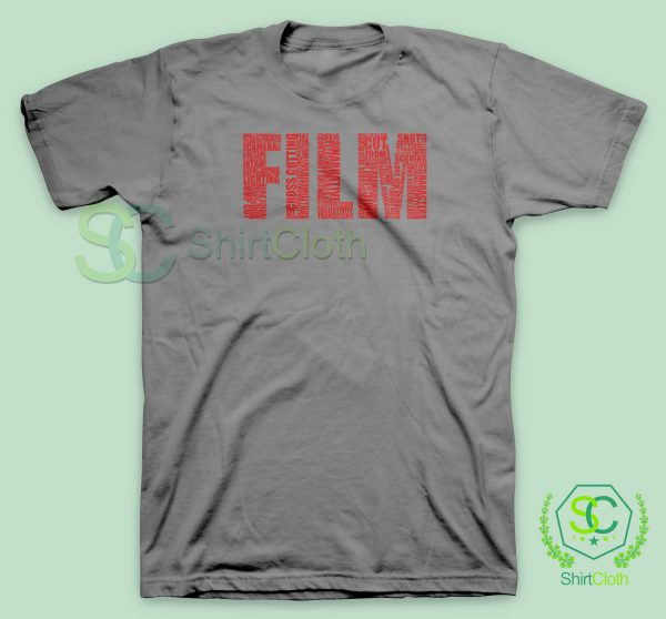 Black-and-White-Movies-Typography-Grey-T-Shirt