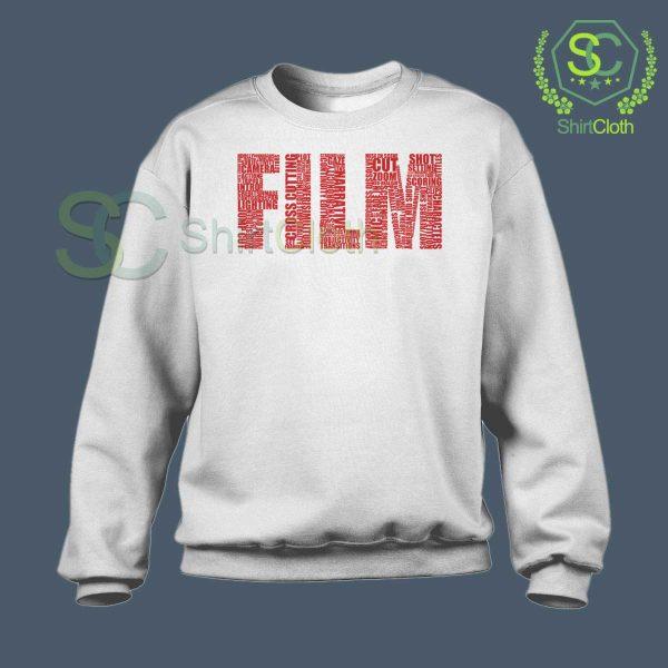 Black-and-White-Movies-Typography-Sweatshirt