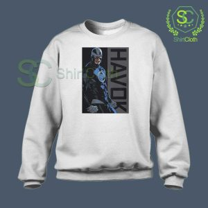 Havok-Marvel-Sweatshirt
