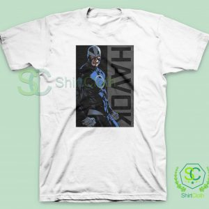 Havok-Marvel-T-Shirt