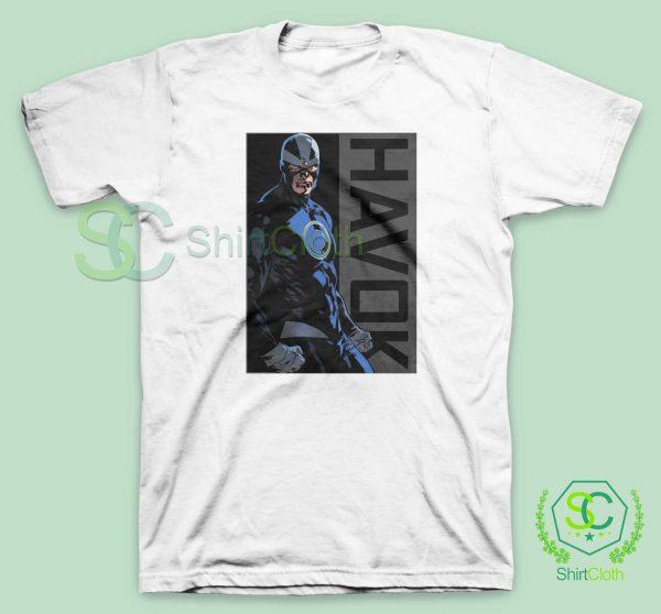 Havok-Marvel-T-Shirt