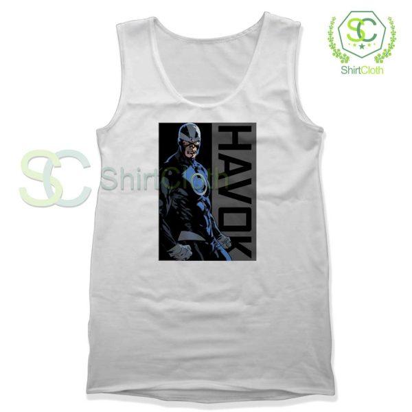 Havok-Marvel-Tank-Top