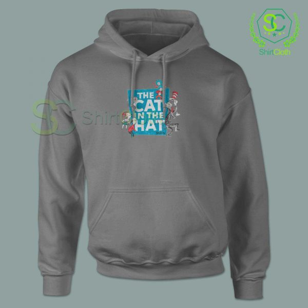 The-Cat-in-the-Hat-Logo-Grey-Hoodie