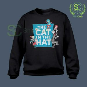 The-Cat-in-the-Hat-Logo-Sweatshirt
