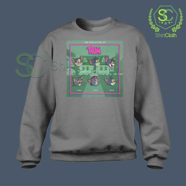 The-Evolution-Of-Tom-Gray-Sweatshirt