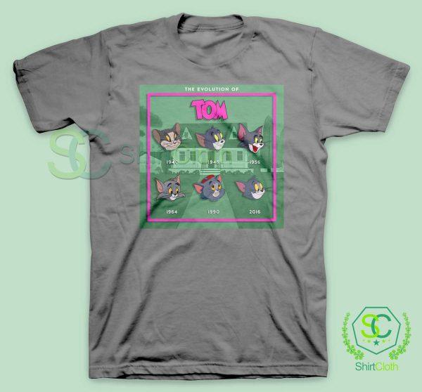 The-Evolution-Of-Tom-Gray-T-Shirt
