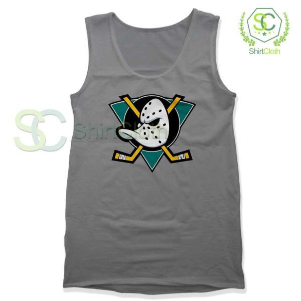 The-Mighty-Ducks-Gray-Tank-Top