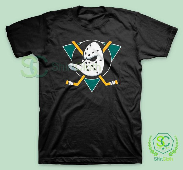 The-Mighty-Ducks-T-Shirt