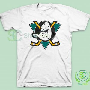 The-Mighty-Ducks-White-T-Shirt