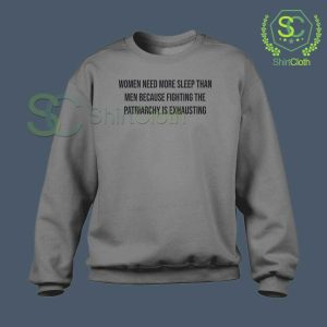 Women-Need-More-Sleep-Gray-Sweatshirt