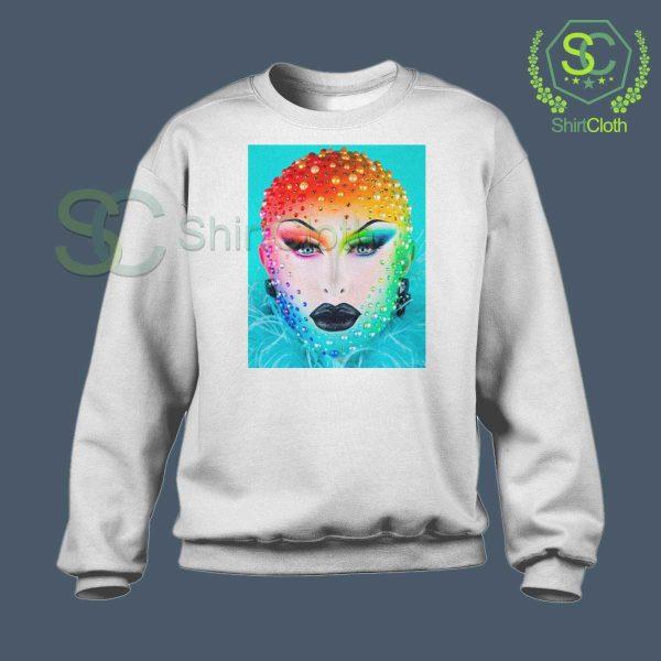 Beauty-Blu-Hydrangea-Sweatshirt