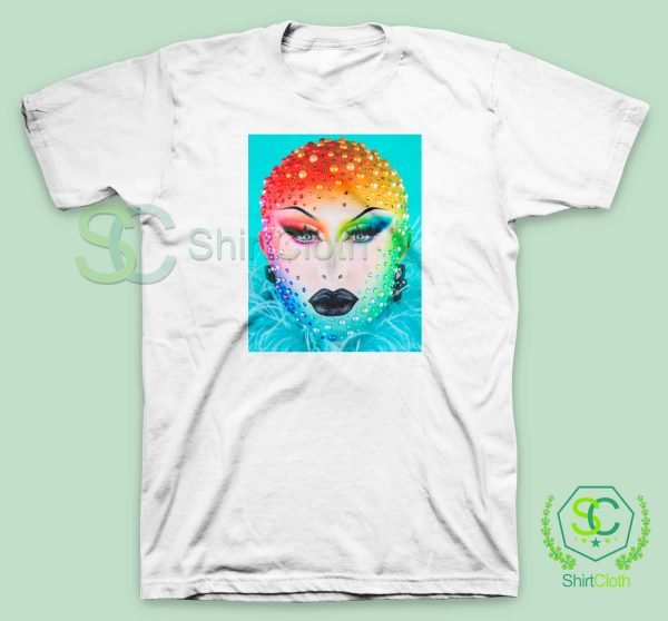 Beauty-Blu-Hydrangea-T-Shirt