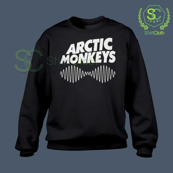 Arctic-Monkeys-Music-Band-Sweatshirt