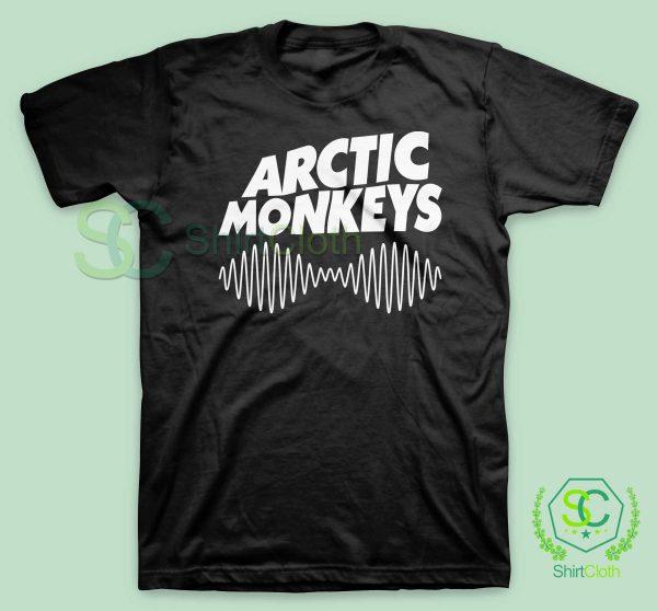 Arctic Monkeys Music Band T Shirt