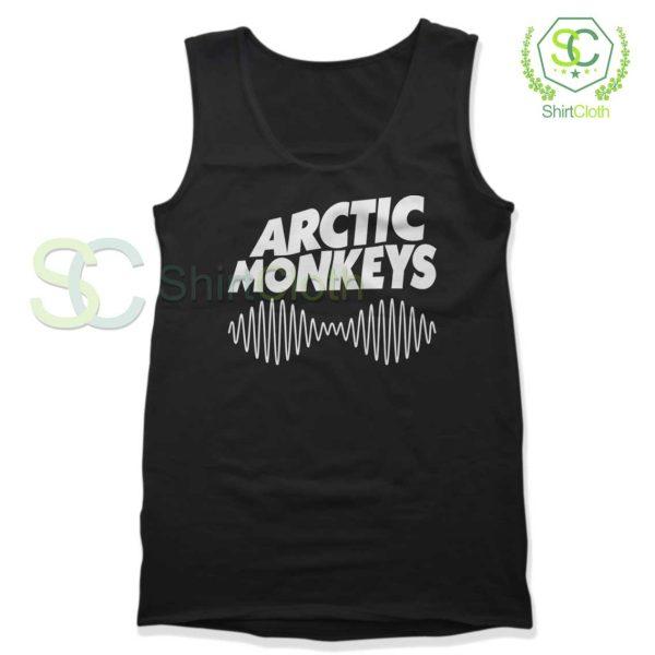 Arctic-Monkeys-Music-Band-Tank-Top