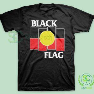 Black-Flag-X-Aboriginal-Black-T-Shirt