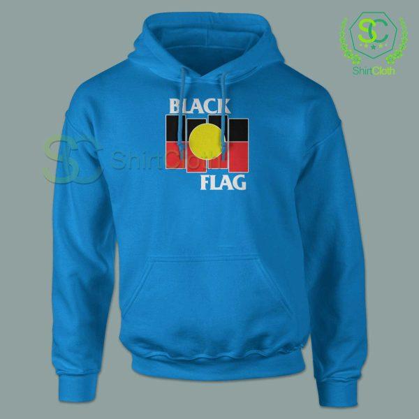 Black Flag X Aboriginal Hoodie