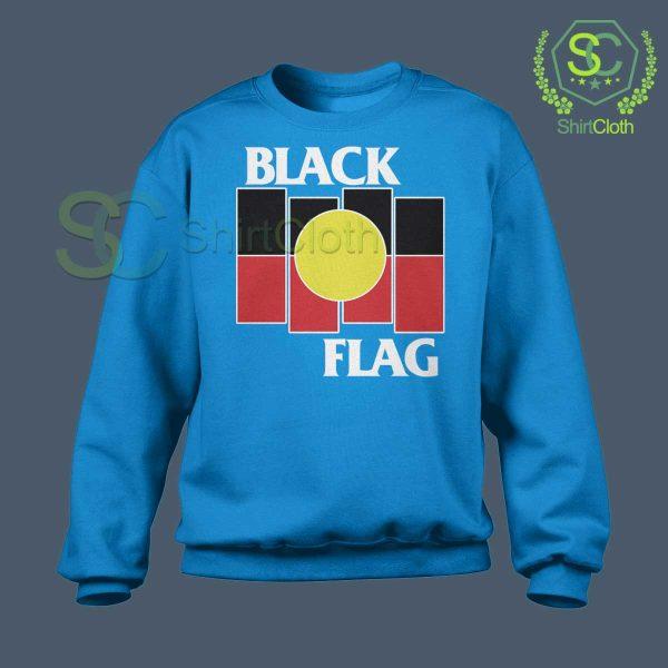 Black Flag X Aboriginal Sweatshirt