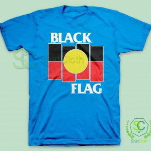 Black-Flag-X-Aboriginal-T-Shirt