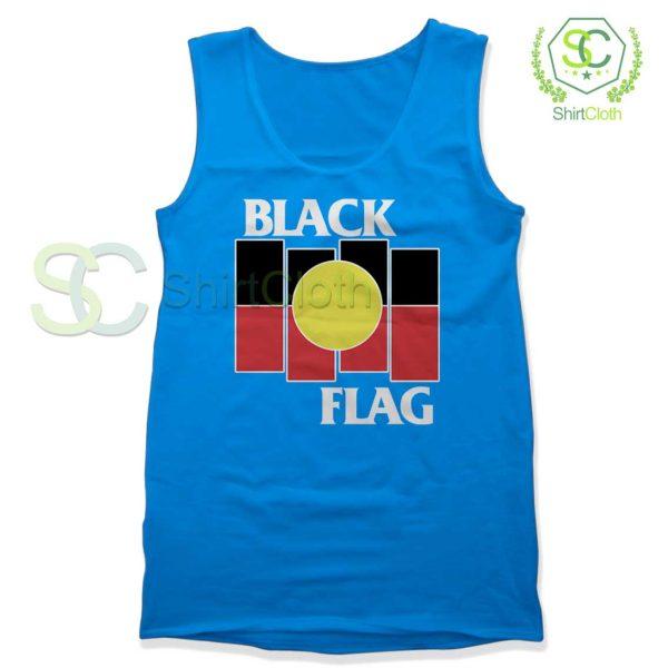 Black Flag X Aboriginal Tank Top