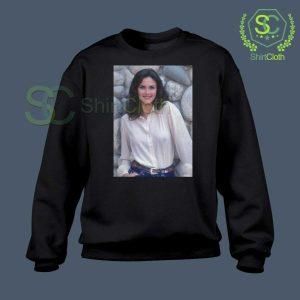 Lyanda-Carter-Old-School-70s-Black-Sweatshirt
