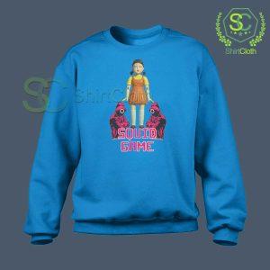 Squid Game Netflix Series Sweatshirt