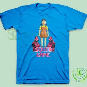 Squid Game Netflix Series T Shirt